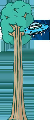 hlavička strom